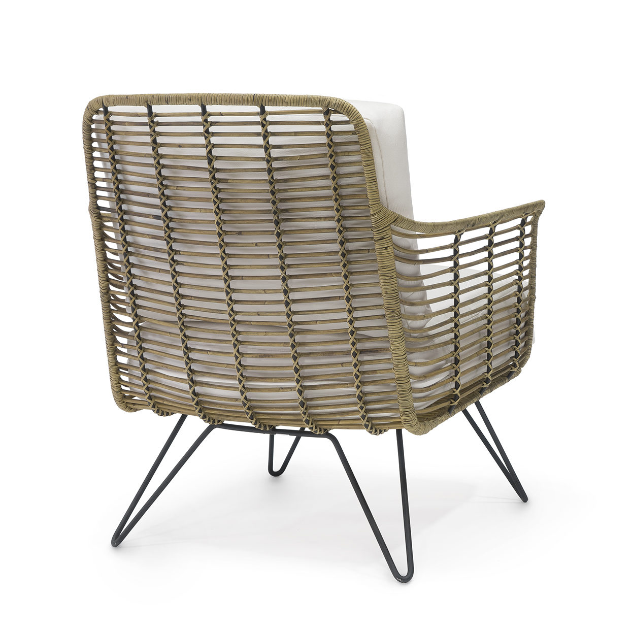 Hermosa Lounge Chair Natural 2